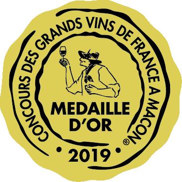 Médaille d'Or Macon